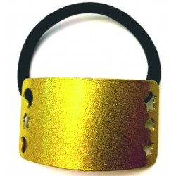 Coletero amarillo metal