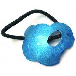 Perrito azul metal